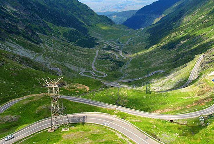Muntenia - Carpati - Romania  Transfagaras