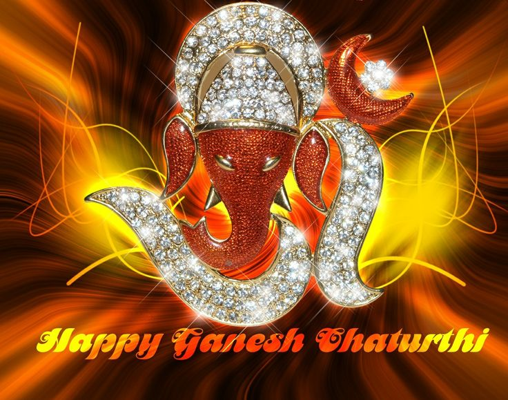 ganesh  | Lord Ganesh Chaturthi 2012 HD Wallpapers Images Photos Pictures ...