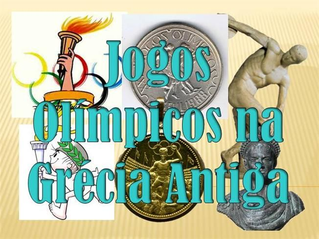 jogos olimpicos na grécia antiga by aSGuest137279 via authorSTREAM