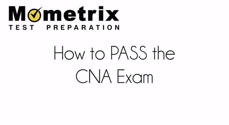 Pin on Certified Nurse Assistant (CNA) Exam