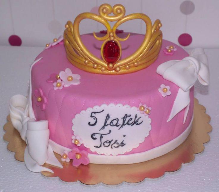 Tort dla księżniczki/ Princess cake