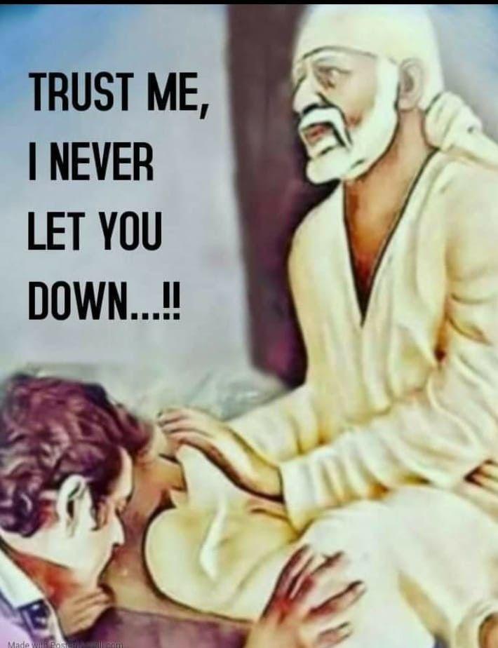 Pin By Sandhyathjuly On Sai Leela Whatsapp Group Pics In 2020 Sai Baba Quotes Kalam Quotes Sai Baba Photos