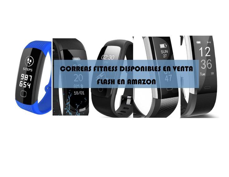 Principales ofertas pulseras fitness Amazon disponibles en venta flash