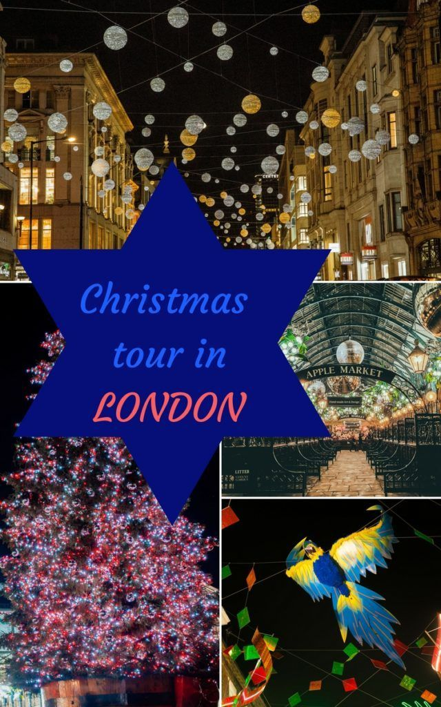 There is nothing quite like the Christmas in London! Check out those wonderful lights and decorations around the city and feel the Christmas spirit!