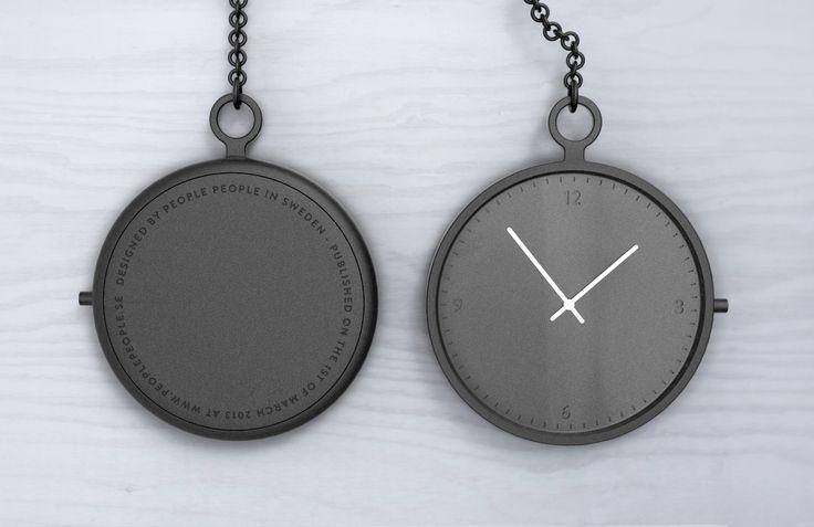 modern Pocket Watch...