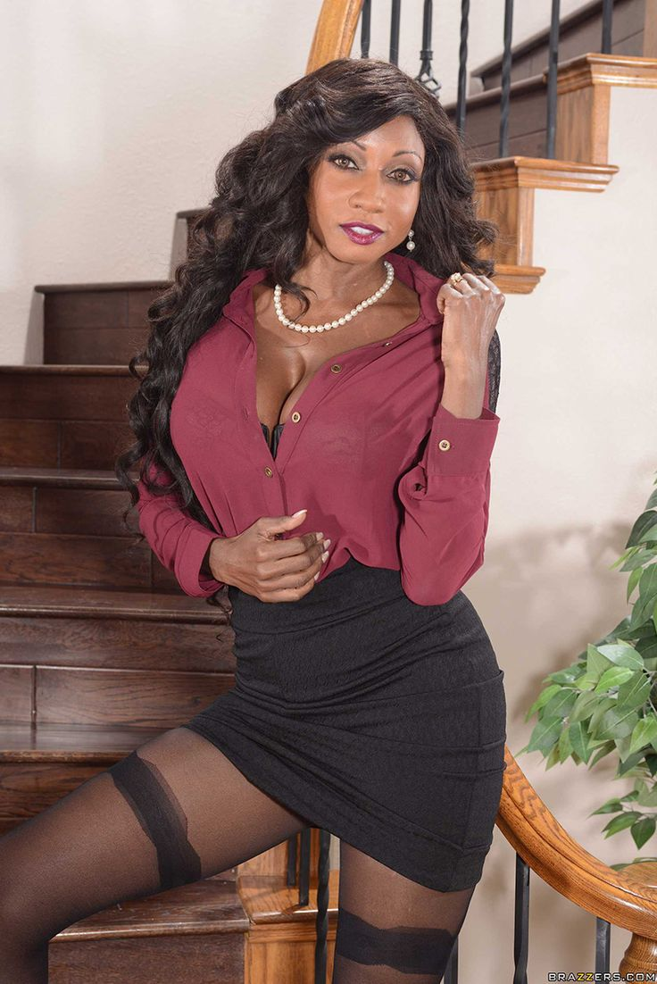 Milf Ebony Diamond 9