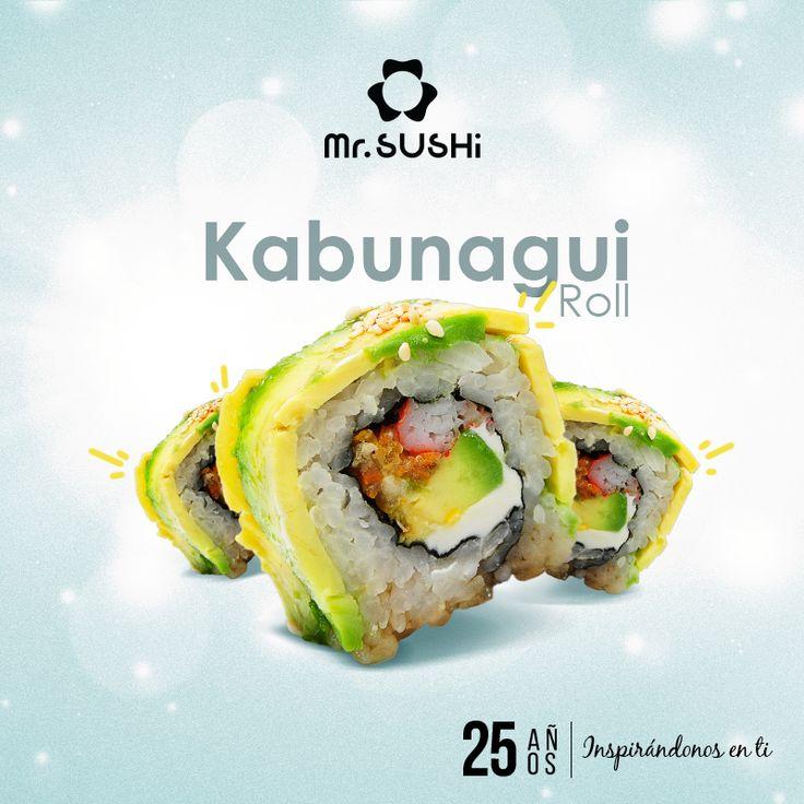 Rollo, Mr. Sushi.
