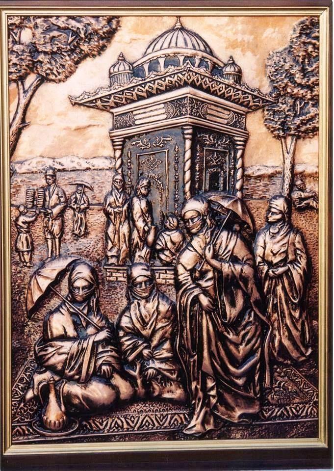 Harun Taşdemir Üstadın muhteşem eserlerinden...!!