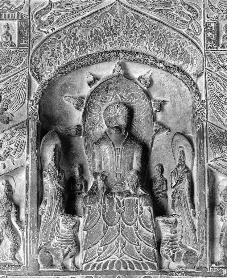 Images about buddhist stele 佛教造像碑 on pinterest