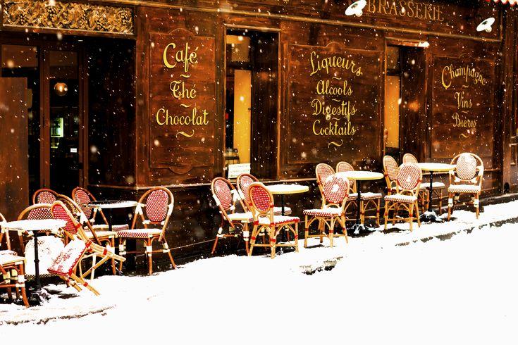 De beste plekken ter wereld voor een mok warme chocolademelk