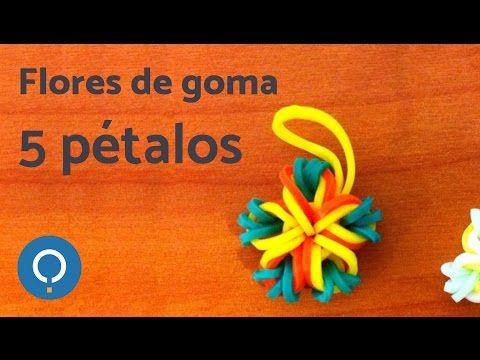 ♥ Tutorial: fresita de gomitas (sin telar)  ♥ - YouTube