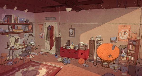 Feast apartment design!