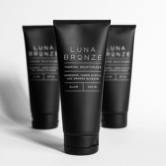 NEW IN STORE | The self-tanning range by @luna_bronze - luxurious, organic, Australian made products created after one of their co-founders was diagnosed with skin cancer at a young age. Luna Bronze hydrates & replenishes your skin whilst providing a flawless, natural looking tan. These products are seriously good!!! Come try them out in store or jump online to order www.tathrabeachdesigns.com.au