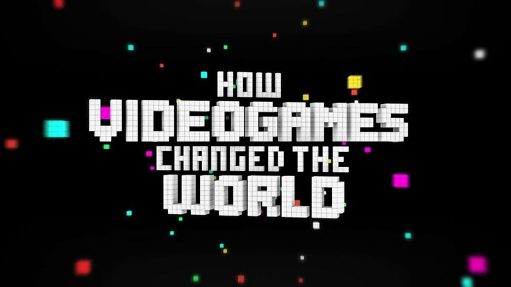 How Videogames Changed the World (2013)