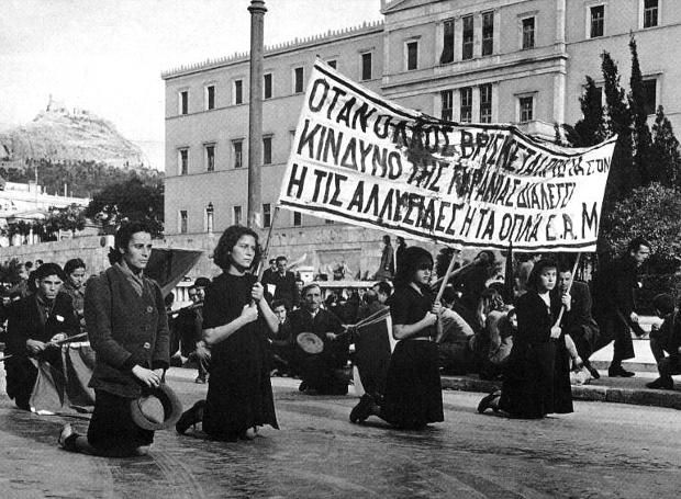 Τα Δεκεμβριανά (1944): Με την ονομασία αυτή είναι γνωστή η ένοπλη σύγκρουση, που έλαβε χώρα στην Αθήνα, μεταξύ του ΕΑΜ/ΕΛΑΣ από τη μία πλευρά και των κυβερνητικών και βρετανικών δυνάμεων από την άλλη.