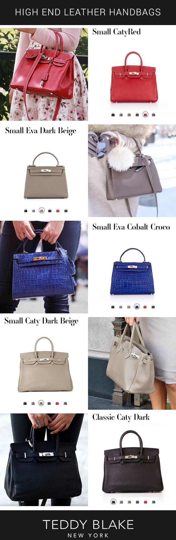 pink hermes bag price - Teddy Blake New York High End Handbag Collection! on Pinterest ...
