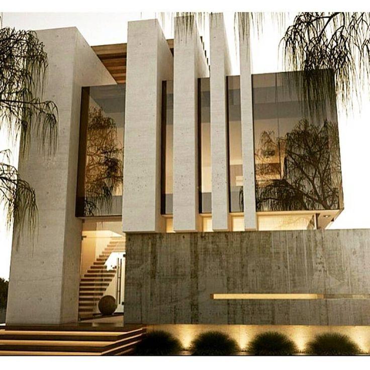 18 Awe Inspiring Modern Home Exterior Designs That Look Casual: Публикация ARCHITECTURE NOW в Instagram • 26 Ноя 2015 в 2