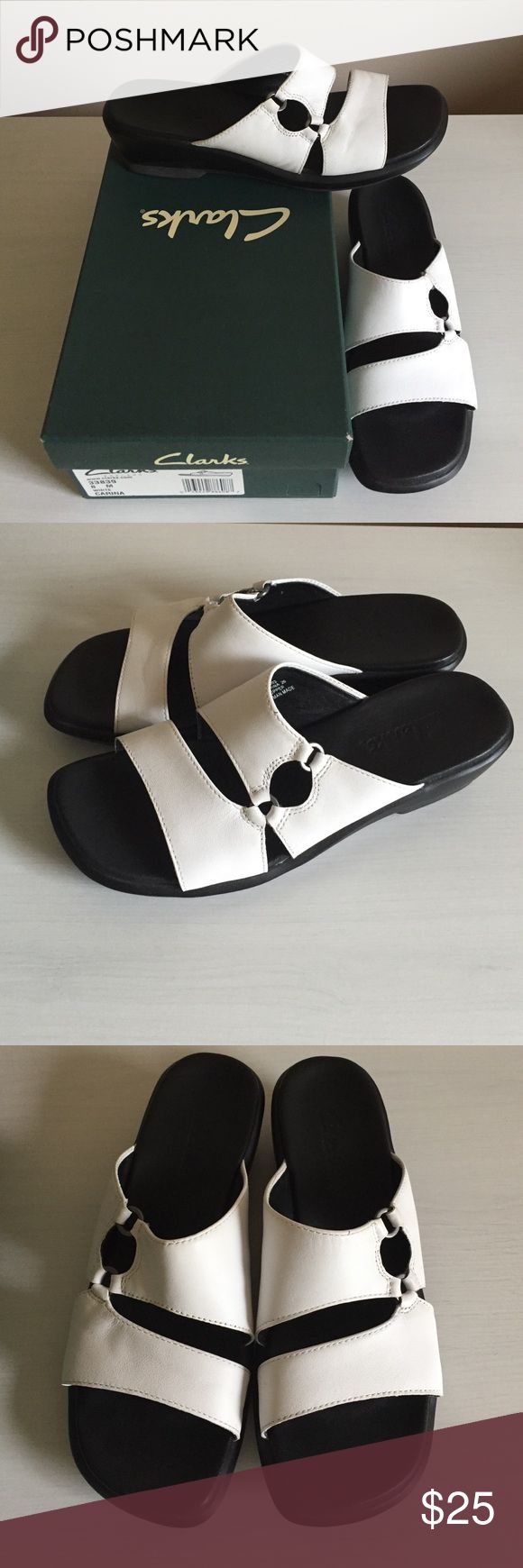 Clarks Sandals Clarks Sandals - wore a handful of times. Clarks Shoes Sandals
