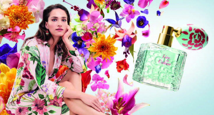 Celebrate Mother's Day with anexplosive burst of floral scents, withLive in Colour Eau de Parfum.    Live In Colour Eau de Parfum    Press the stylish bottle pump of Live in Colour Eaude Parfum, and immerse yourself in an upliftingFlora...