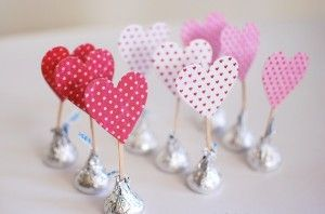 Валентинки своими руками. Поделки на день Святого Валентина.