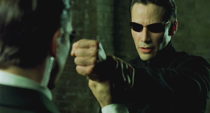 The Matrix dictates the rules, Neo, Morpheus and the Agents are just really good at bending them.