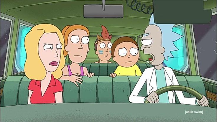 Rick And Morty La Familia Personajes De Rick Y Morty Rick Y Morty Rick Y