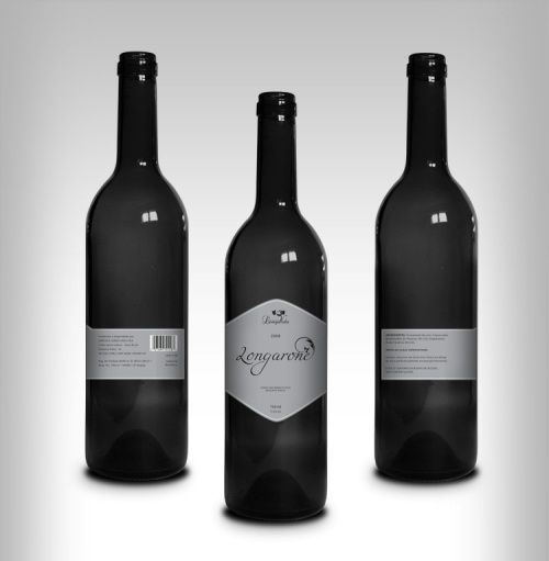 121 best Modern Wine Label images on Pinterest Wine labels - wine label