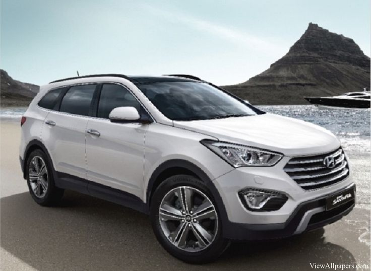 2016 Hyundai Santa Fe   For when I come back to America