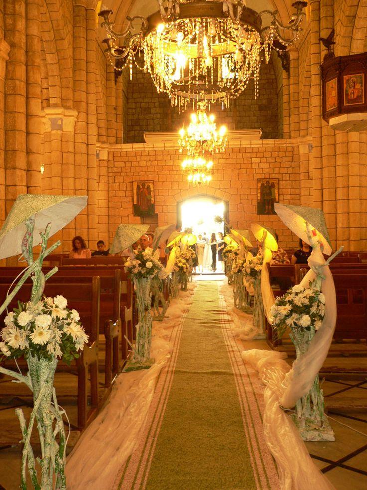 25 cute pew decorations ideas on pinterest diy aisle for Altar decoration wedding