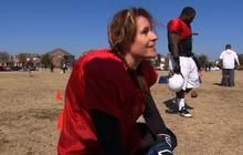 NFL's Arizona Cardinals hire Jen Welter, believed to be first woman ever hired as league coach - CBS News