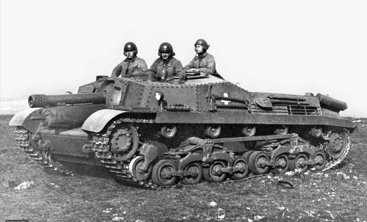 40/43.M Zrínyi II rohamtarack (105 mm L/20,5)