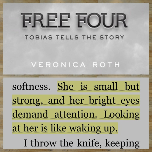 Quote from Free Four: Tobias Tells the Divergent Story by ...