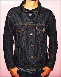 Jual jaket jeans levis pria http://ainuljeans.blogspot.com/2014/04/jual-jaket-jeans-pria-wanita-murah.html yang memiliki model trendy, berkualitas dan harga murah
