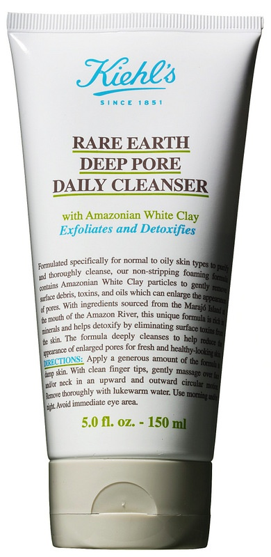 Would absolutely love the addition of Kiehl's Rare Earth Deep Pore Cleanser to my Magician's Kit