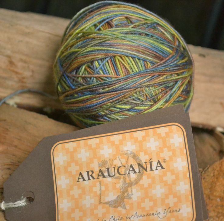 Blogged about here: http://makedoandmendnovice.blogspot.com/2014/07/a-new-pattern-for-araucania-botany-lace.html