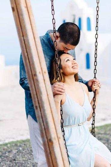 Santorini Honeymoon, Greece   Fly Away Bride