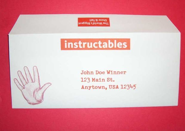 Make a Custom Printed Double Sided No. 10 Business Envelope From a Sheet of Paper