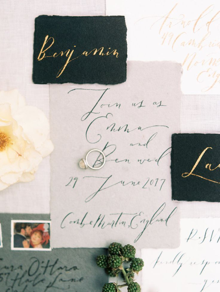 By the Wild Sea | Wedding Inspiration  The Bridal Theory