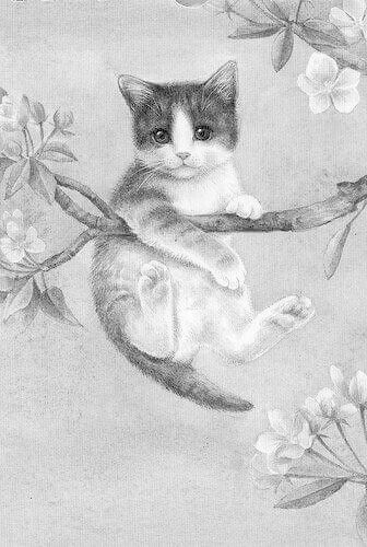 real life cute kittens coloring pages | 1892 best images about Coloring pages for adults ...