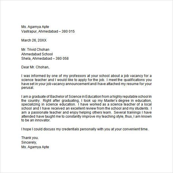 25+ ehdottomasti parasta ideaa Pinterestissä Simple resignation - new job announcement letter