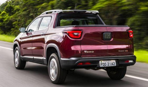2017 Fiat Toro Performance
