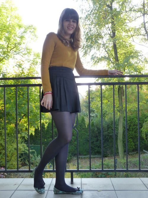 Flats Tights And Stockings Blog My Inner Fashionista