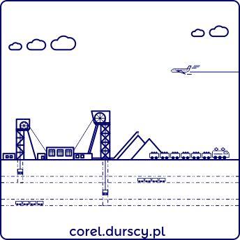 Przemysłowa kraina 2/3 #2 #corel_durscy_pl #durskirysuje #corel #coreldraw #vector #vectorart #illustration #draw #art #digitalart #graphics #flatdesign #flatdesign #icon #przemysł #fabryka #kopalnia #industry #factory #mine #kombajm #tryptyk #triptych #silesia #slask #katowice #kato