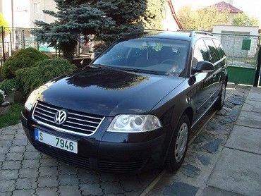 Volkswagen Passat 1.9TDi - 2004 model - NAVI