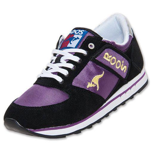 Kangaroo Skin Running Shoes