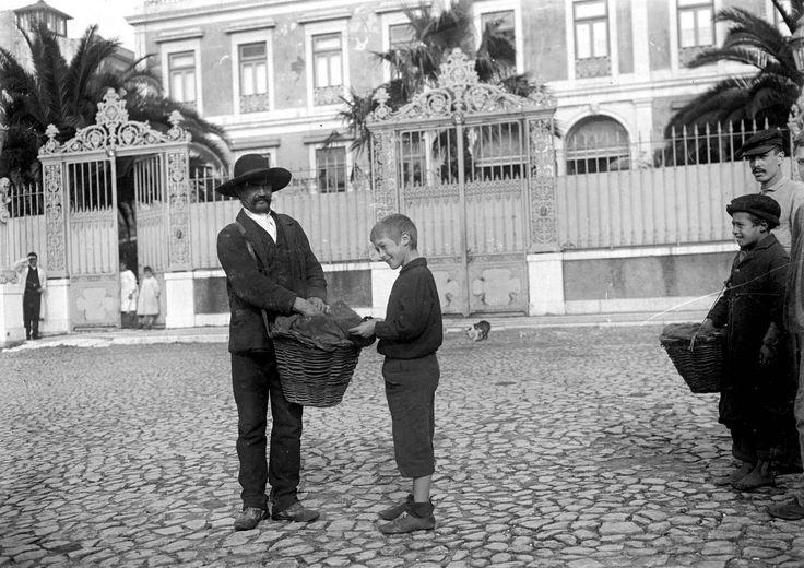 Largo de Stª Catarina, 1907