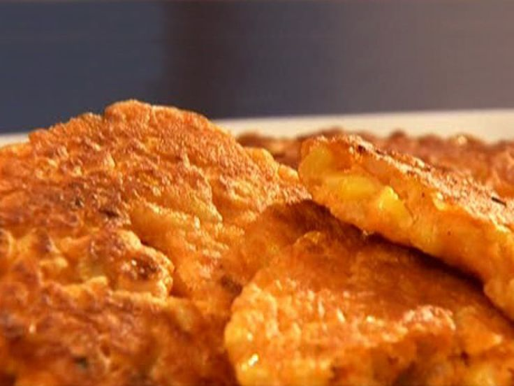 buds chicken corn fritters recipe