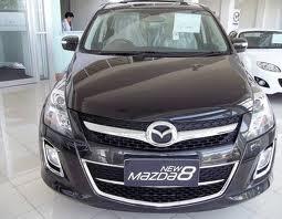 Spesifikasi New Mazda 8