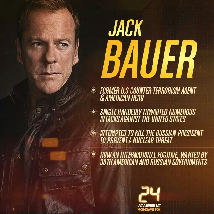Jack Bauer Funny Quotes: Movies And Tv Shows