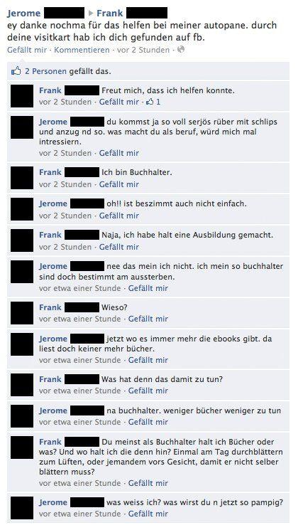 Jeden Tag eine gute Tat - Facebook Fail des Tages 25.12.2013 | Webfail - Fail Bilder und Fail Videos